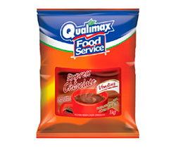 Bebida Chocolate Express Qualimax