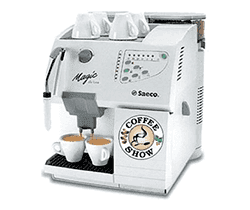 Máquina de Café Expresso Saeco Magic